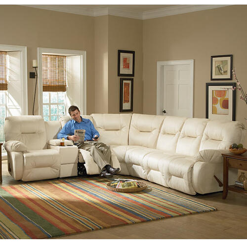 BRINLEY SECT. Power Reclining Sofa