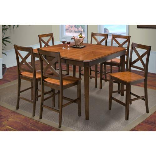 Latitudes Round Corner Dining Table