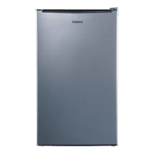 Galanz 3.5 Cu Ft Mini Refrigerator in Stainless Steel Look