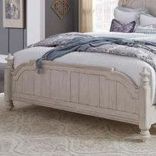 View Product - King Poster Footboard