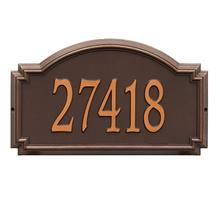 View Product - Williamsburg - Estate Wall - One Line - Antique Copper