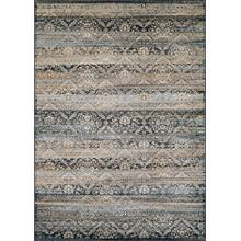 Product Image - Zahara All Over Diamond - Black-Light Blue-Oatmeal 0466/0440