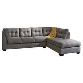 Maier 2-piece Sleeper Sectional With Chaise