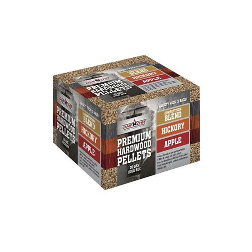 Premium Hardwood Pellets Variety Box