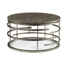 Halo Round Coffee Table