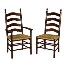 See Details - Ladderback Chair