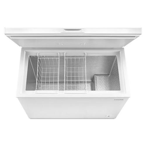Gallery - 9.0 cu. ft. Amana® Compact Freezer with Flexible Installation - white