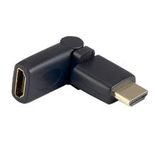 HDMI to HDMI hinge connector