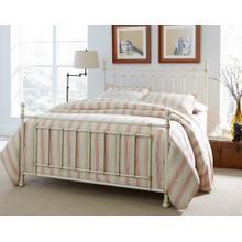 Standard Furniture 81850 Bennington White Metal Bedroom set Houston Texas USA Aztec Furniture