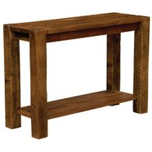 See Details - Post Sofa Table