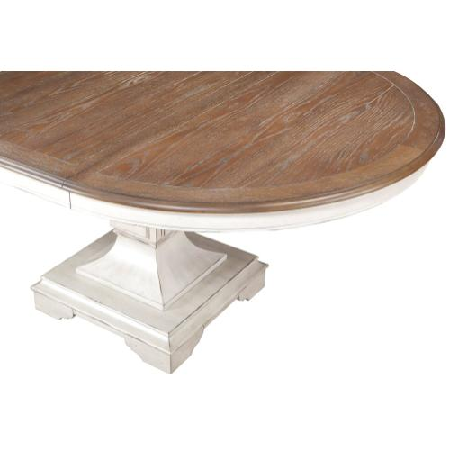 Anastasia Dining Table With Leaf