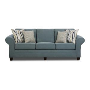 Simmons Upholstery - Big Ottoman