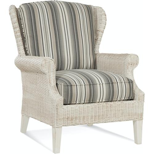 Braxton Culler Inc - Havana Wing Chair