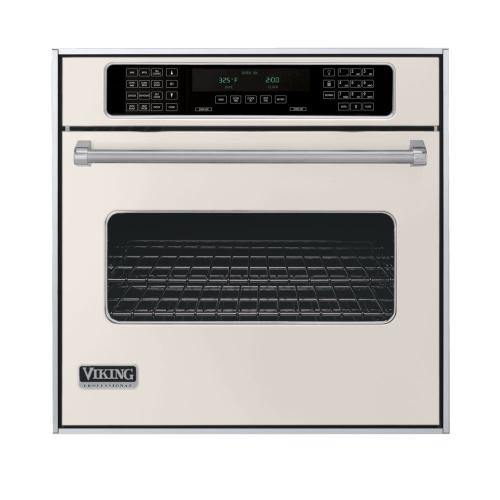 """Oyster Gray 30"""" Single Electric Touch Control Premiere Oven - VESO (30"""" Wide Single Electric Touch Control Premiere Oven)"""
