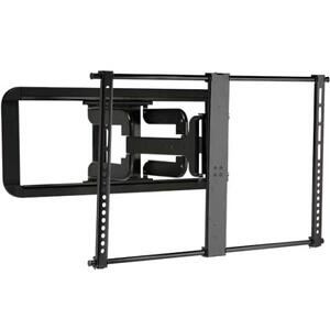 "Black Super Slim Full-Motion Mount for 51"" - 70"" flat-panel TVs"
