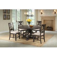 Stone 5-Piece Dining Room Set
