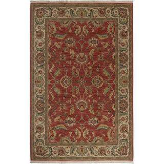 "Ashara Agra Red 2' 6""x4'"