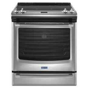 6.4 Cu. Ft. Front Control Electric Range With the Fit System