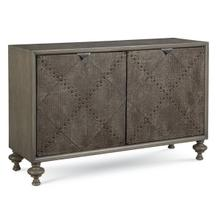 The Foundry Monk Accent Door Chest