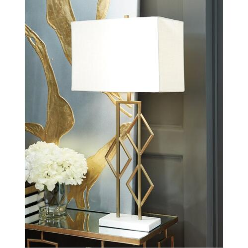 Edsel Table Lamp