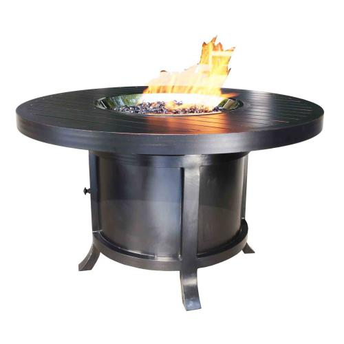 Round Outdoor Fire Pit Burner