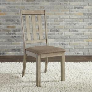 Liberty Furniture Industries - Slat Back Side Chair (RTA)