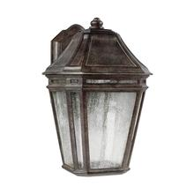 Londontowne Medium LED Lantern Weathered Chestnut Bulbs Inc