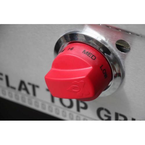 Flat Top Grill 600