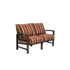 Lakeside Cushion Love Seat