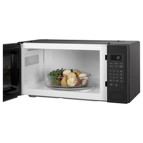 GE Profile™ 1.1 Cu. Ft. Countertop Microwave Oven