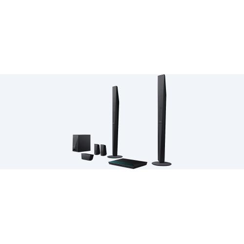 Gallery - Blu-ray Home Theatre System with Bluetooth