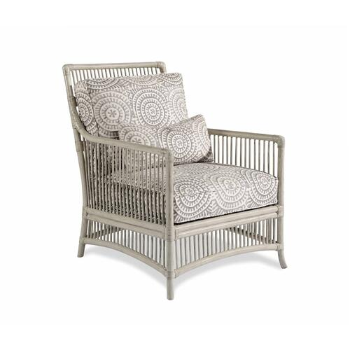 Taylor King - Marlowe Pencil Rattan Chair