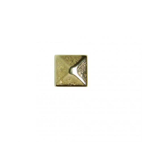 "Rocky Mountain Hardware - Mini Square Clavos 3/8"" x 3/8"" - DC5 White Bronze Medium"