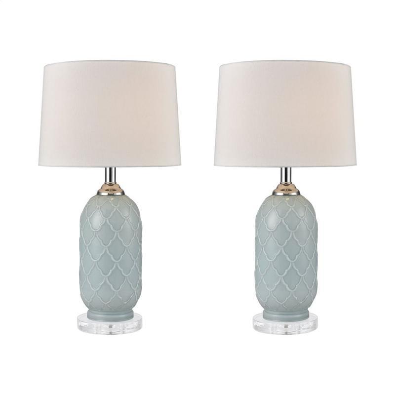 La Joliette Table Lamp (set of 2)