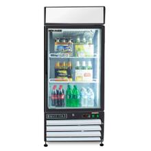 Maxx Cold X-Series Merchandiser Refrigerator with Glass Door (12 cu. ft.)