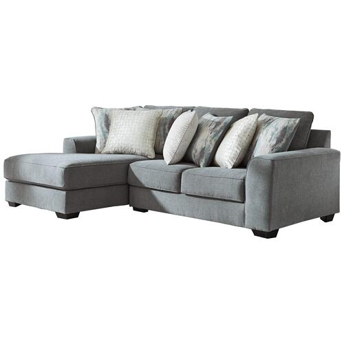 Ashley - Castano 2-piece Sectional With Chaise