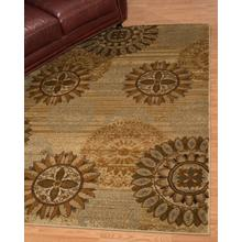 Medium - Affinity Sundial Cream 5x8 Rug