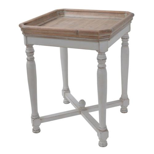 Alcott Side Table Square