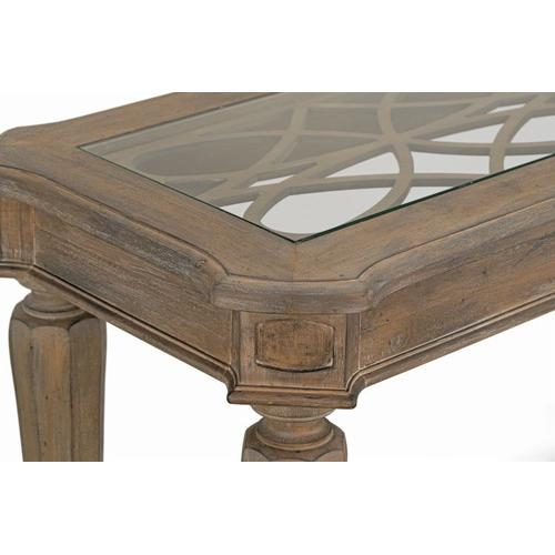 Standard Furniture - Richmond II Sofa Table, Brown