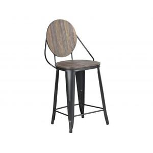 Benjamin Counter Chair