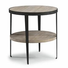 View Product - Compass Lamp Table