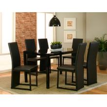 View Product - Como Dining Room Set: Table & 6 Chairs