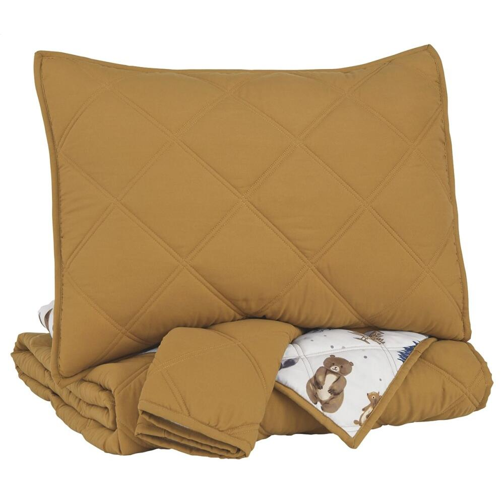 Cooperlen Full Quilt Set