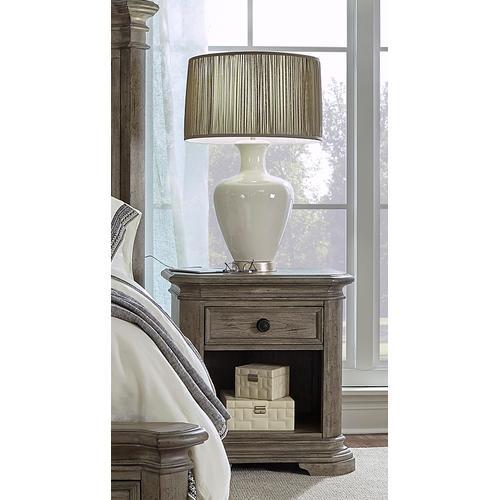 Aspen Furniture - 1 Drawer Nightstand