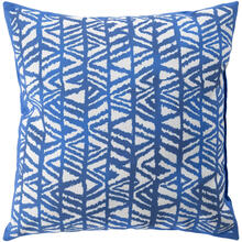 "Indigo Blues ID-005 18"" x 18"""