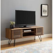 "Render 46"" Media Console TV Stand in Walnut"