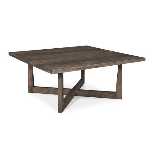 Bassett Furniture - Liam Maple Square Cocktail Table