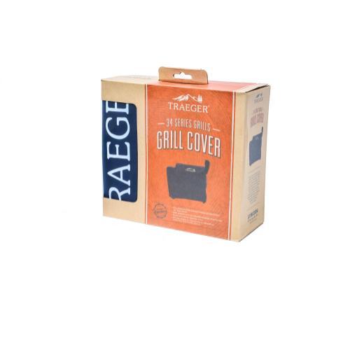 Traeger Pro 34 & Elite 34 Grill Cover - Full-length