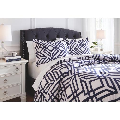 Imelda 3-piece Queen Comforter Set