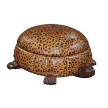 Tortise Storage Ottoman by Ultimate Accents